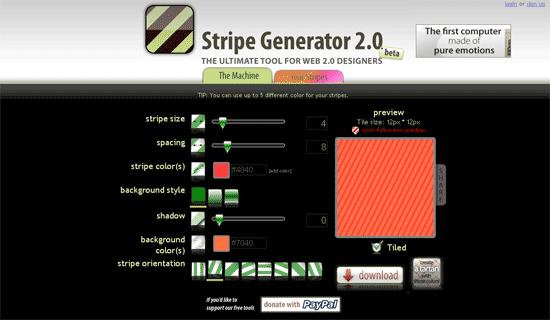 13_pattern_stripe_generator